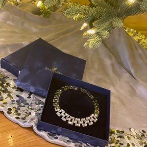 Shwarovski necklace